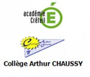 logo arthur chaussy