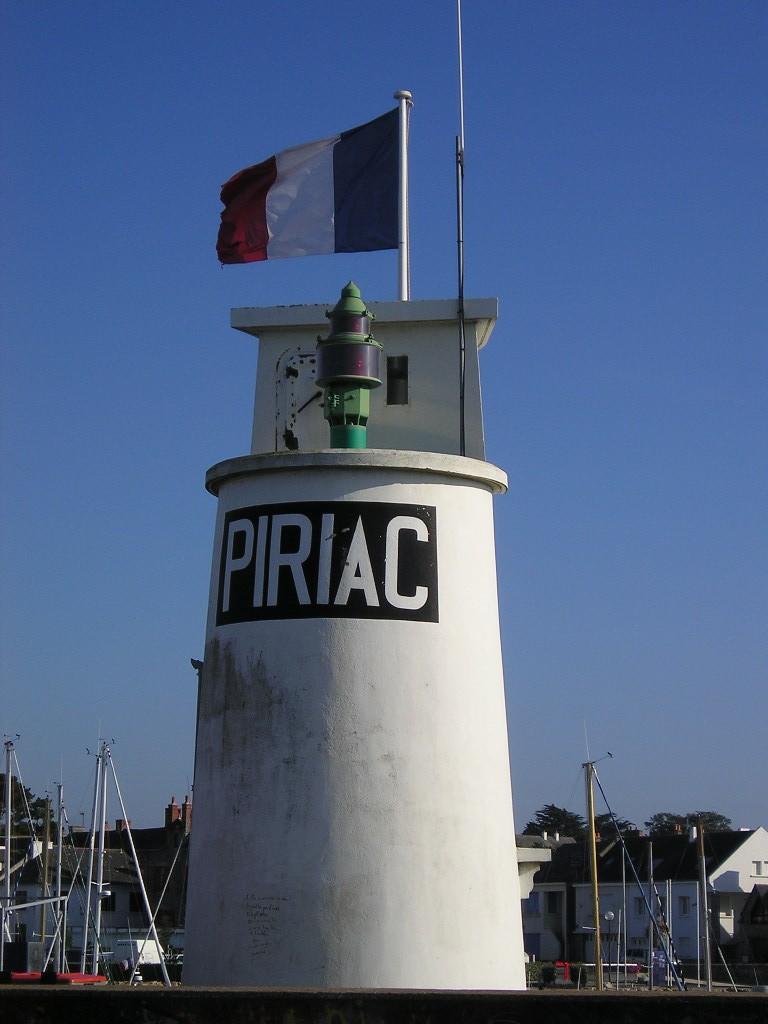 phare du port