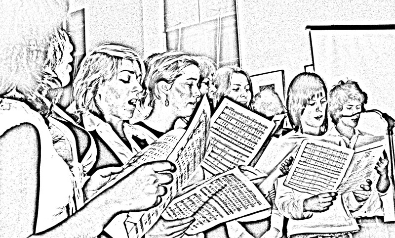5-choir